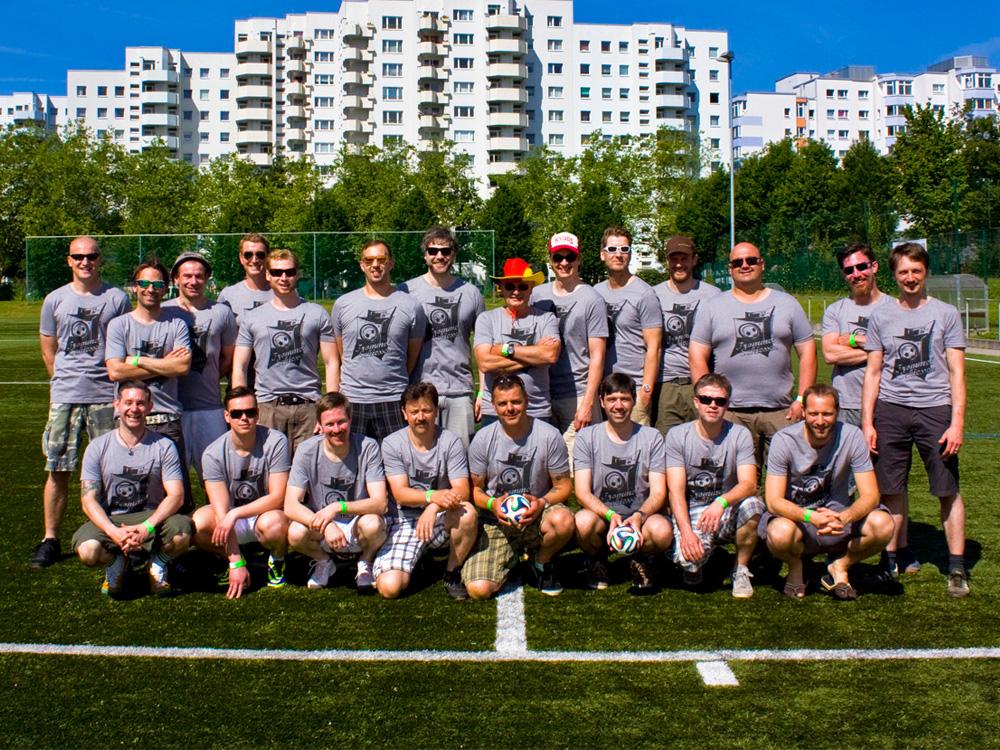 Trommel-WM 2014 – Hamburg