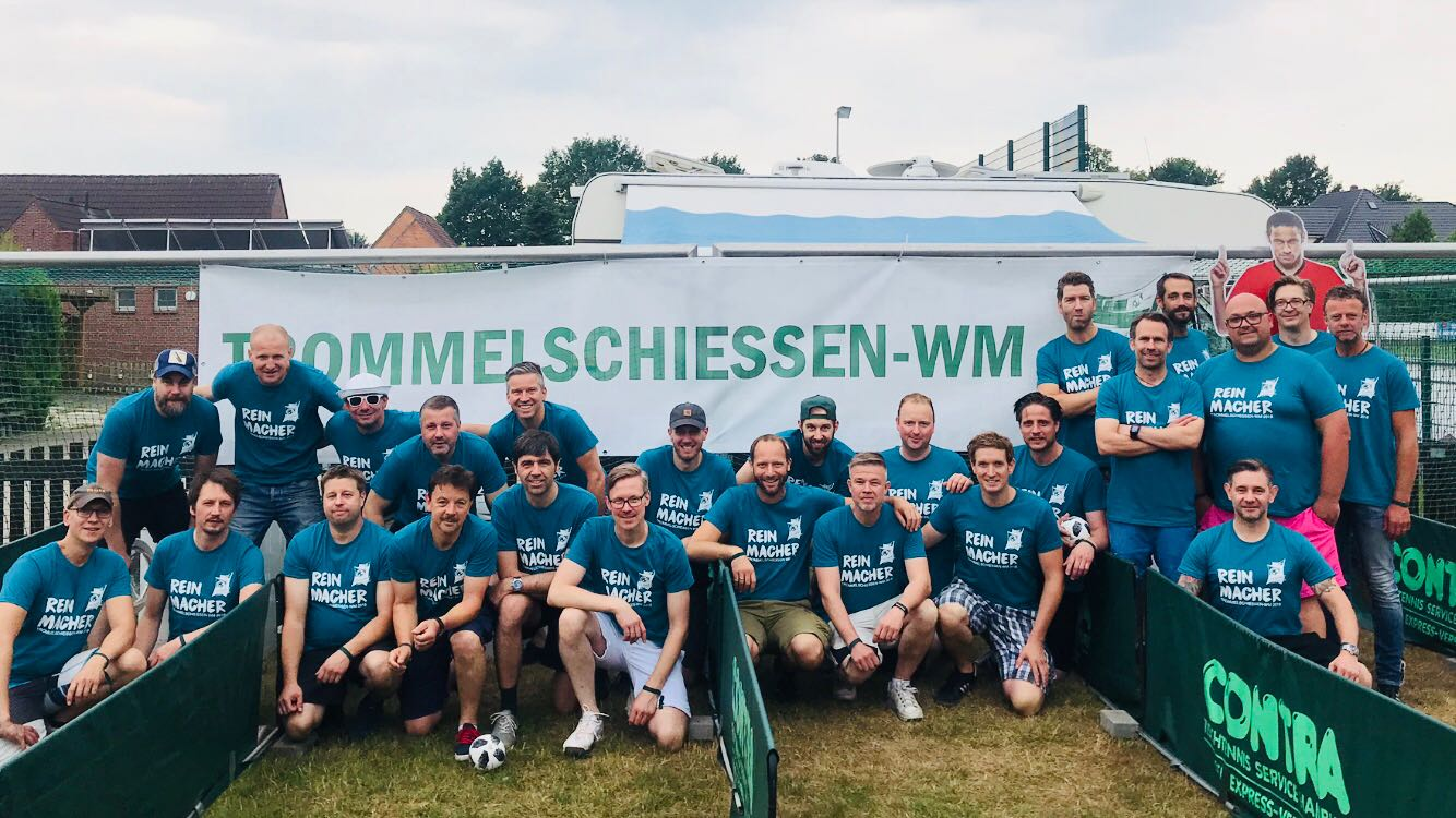 Trommel-WM 2018 – Berne